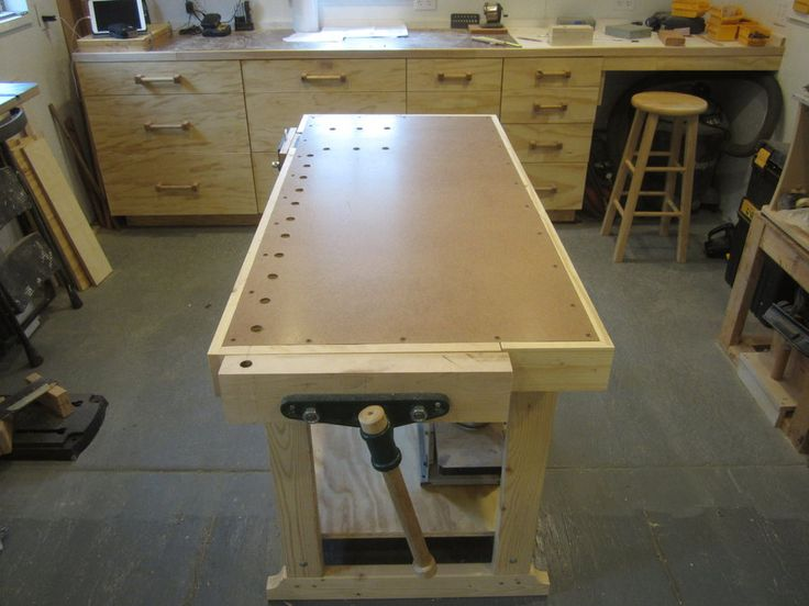 workbench lighting ideas. a first woodworking bench by blackie_ lumberjockscom community workbench designsworkbench ideaswoodworking lighting ideas m