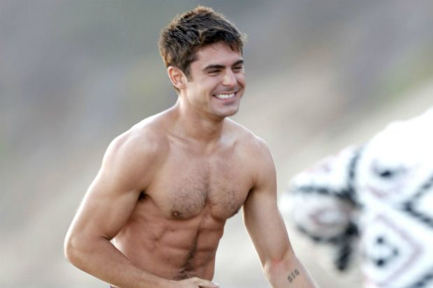 Zac Efron Joins Shirtless-Friendly 'Baywatch' with The Rock