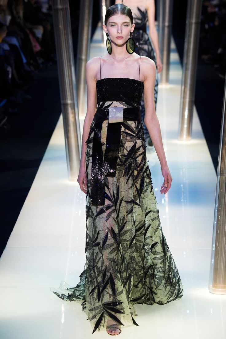 Armani Privé High Couture Spring/Summer
