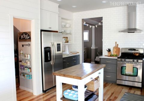 Image Result For White Kitchen Counter