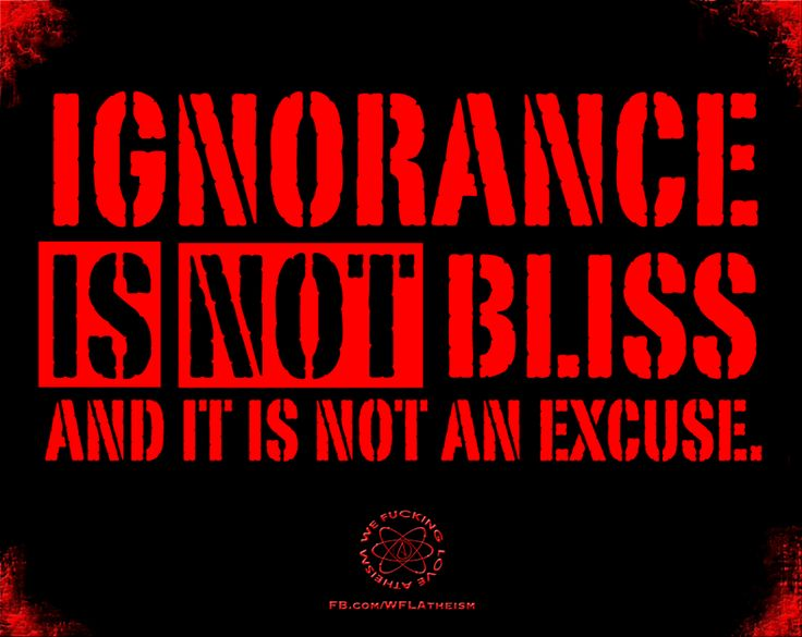 ignorance is not an excuse Not even lawyers know all this information the rule ignorance of the law is no excuse really means that people can't defend their actions by claiming they didn't.