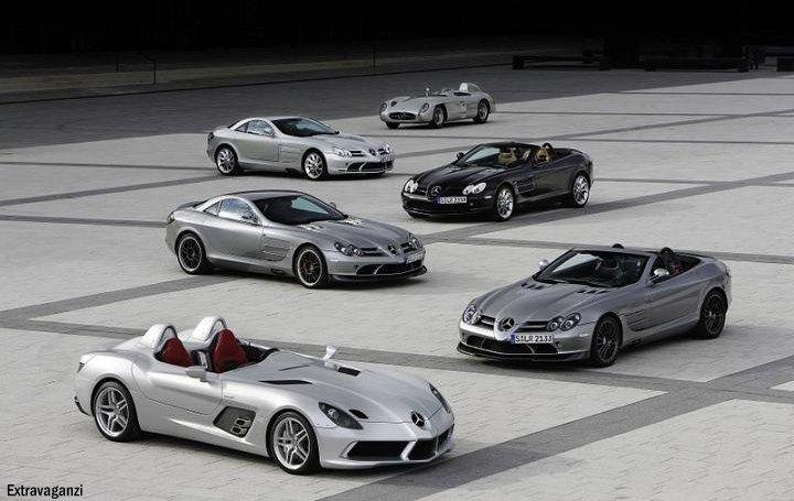 40 Icónicos Mercedes Serán Subastados En Julio Por Bonhams Auctions