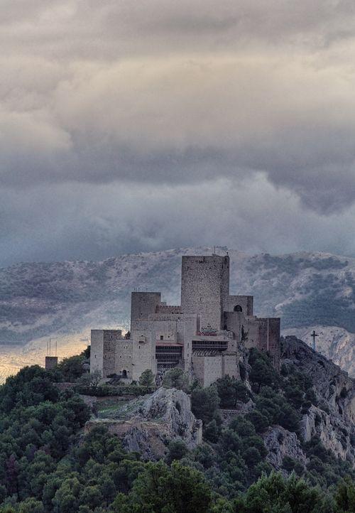 Santa Catalina Castle, Jaén, España,  Spain