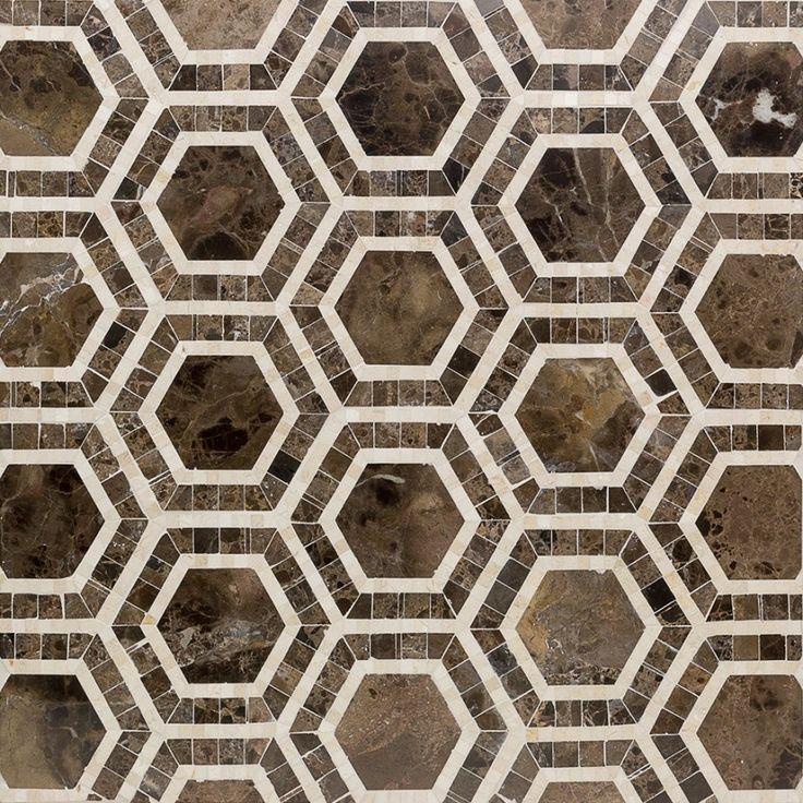 Dark Tile Master Bathroom: Best 25+ Marble Tile Flooring Ideas On Pinterest
