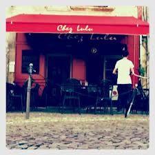 Chez Lulu in Avignon - Volgende keer zeker de burger proberen