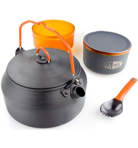 GSI Outdoors Halulite Ketalist One-Person Cookset * You can find out more details at the link of the image.