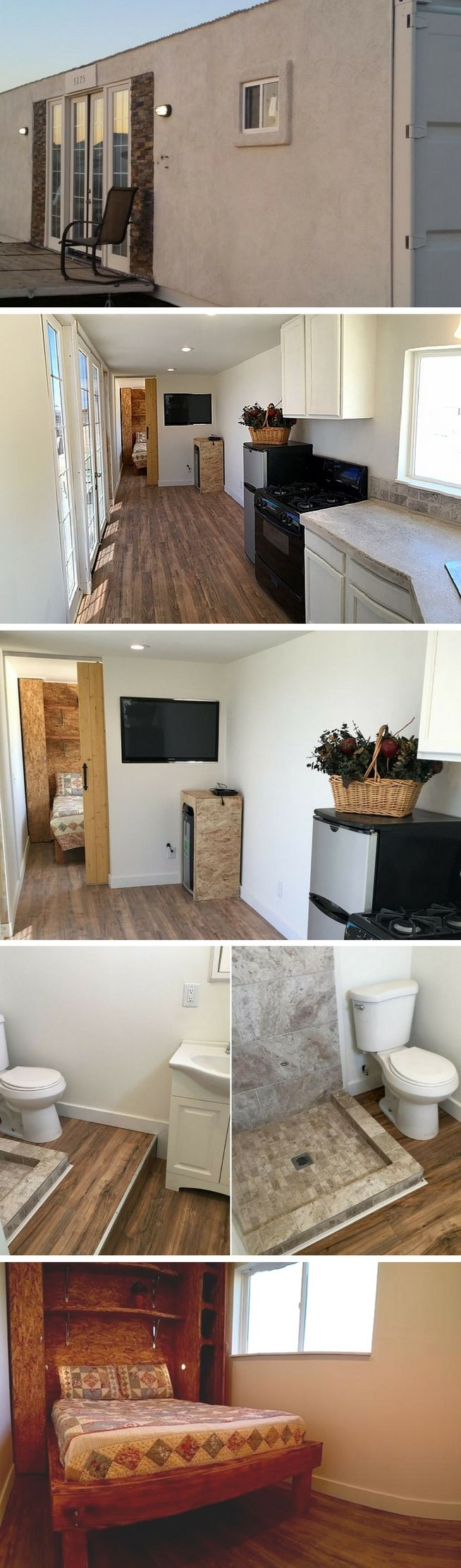 best 25 wohncontainer ideas on pinterest verschiffbare a 320 sq ft shipping container home made by live simply homes currently available for sale in phoenix arizona