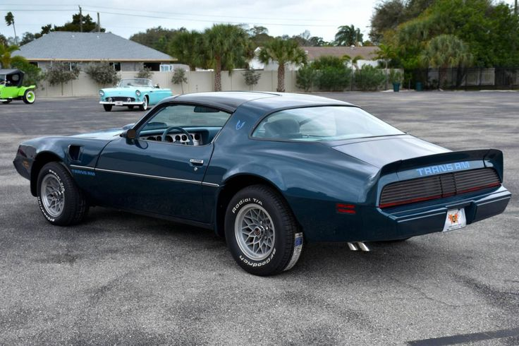 1979 Pontiac Firebird for sale #1810767 - Hemmings Motor News
