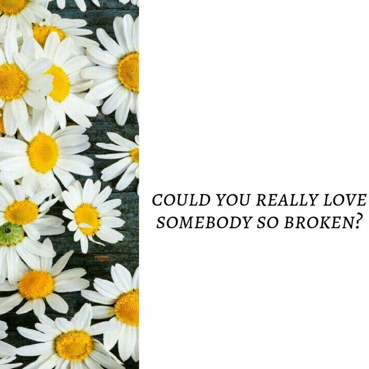 Unbreak me, love me