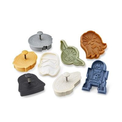Williams-Sonoma Star Wars™ 8-Piece Cookie Cutter Set #williamssonoma