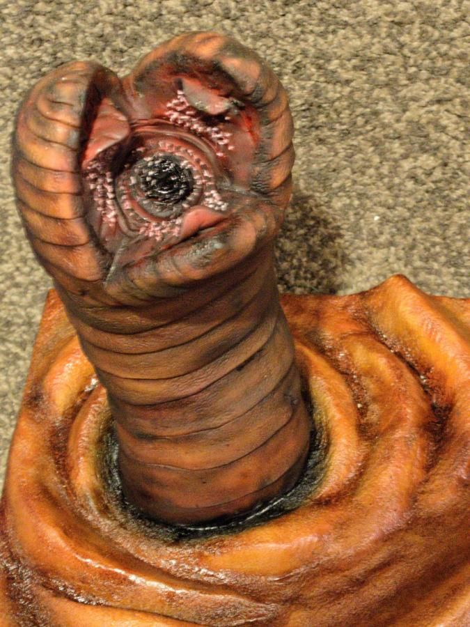 Dune sandworm monsters colab - http://cakesdecor.com/cakes/260670