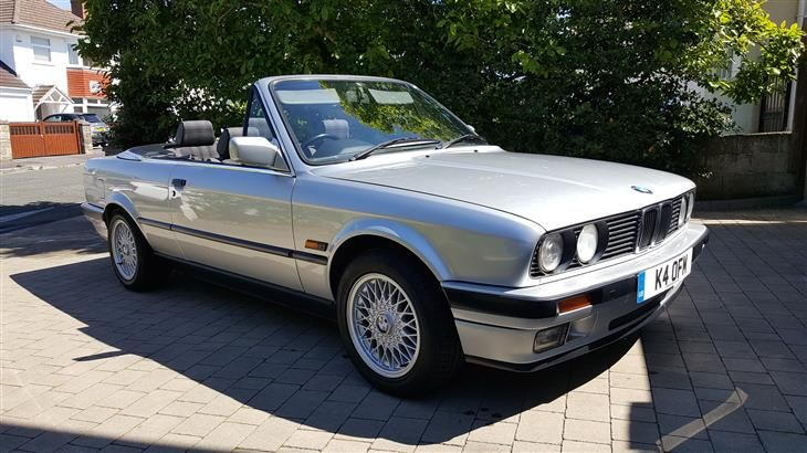 Used 1992 BMW E30 3 Series [82-94] 320I CONV for sale in North Somerset from Private seller.