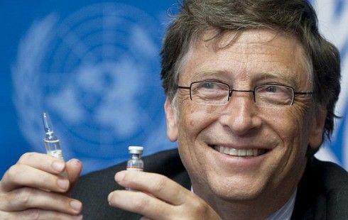 Билл Гейтс рассказал о вакцине для сокращения населения