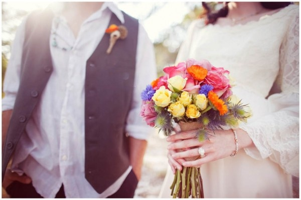 Colorful Vintage Wedding Shoot by Country Sugar Events | Occasions® - Weddings, Parties, Mitzvahs, Entertaining & All Celebrations