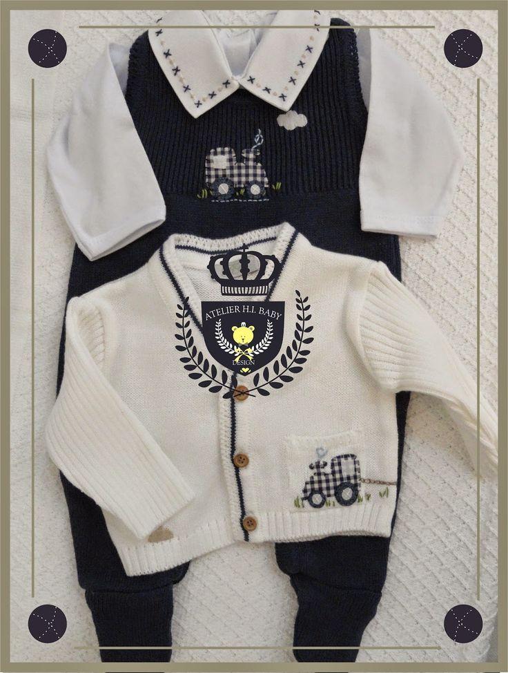 H.I.BABY : Saída de Maternidade de Menino