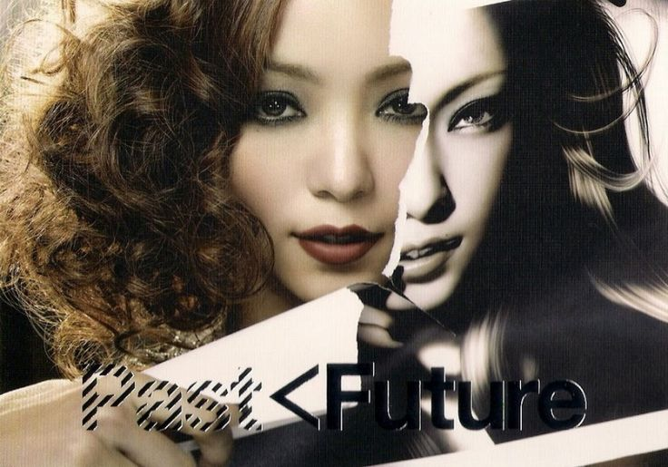 Discography / Album / 2009 - Past < Future | Namie Amuro Gallery - Toi et Moi V4