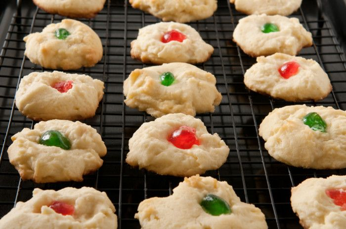 Melt – In – Your – Mouth Shortbread | 01Recipes