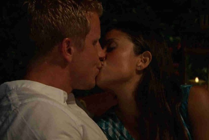 """Sean Lowe Season: Bachelor 17 Did he say it? Not so much. Sean Lowe was obviously head over heels for Catherine Giudici, but he abided by the unspoken rules of Bachelor Nation and opted not to tell her until popping the question. Sean expressed his feelings for Catherine throughout the show by saying """"I'm crazy about you"""" (we're crazy about you, too, Sean), and even explained that he wasn't allowed to drop the L-bomb. """"When you can't say 'I love you,' you have to come up with other things…"""