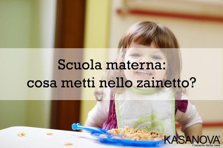 Kit pappa per la scuola materna, parola d'ordine: allegria!