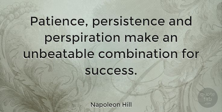 Persistence Pays Off Motivational Quotes: 1000+ Persistence Quotes On Pinterest