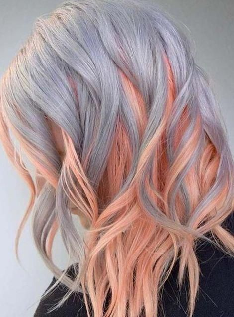 Hair Dye; Colorful Hairstyle; Half And Half; DIY Hair Dye; Personalized Hair Dye…