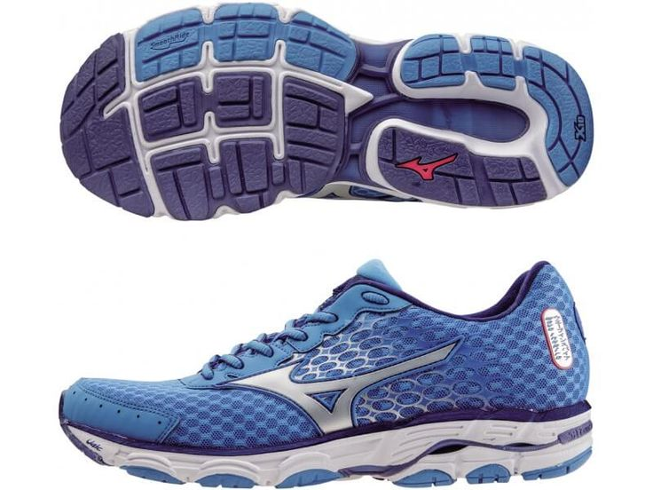 Mizuno Women's Wave Inspire 11 Running Shoe PRICE: $109.95  http://zoeslifestylefashion.