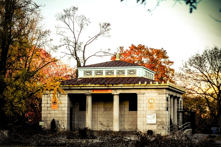autumnal spaces...