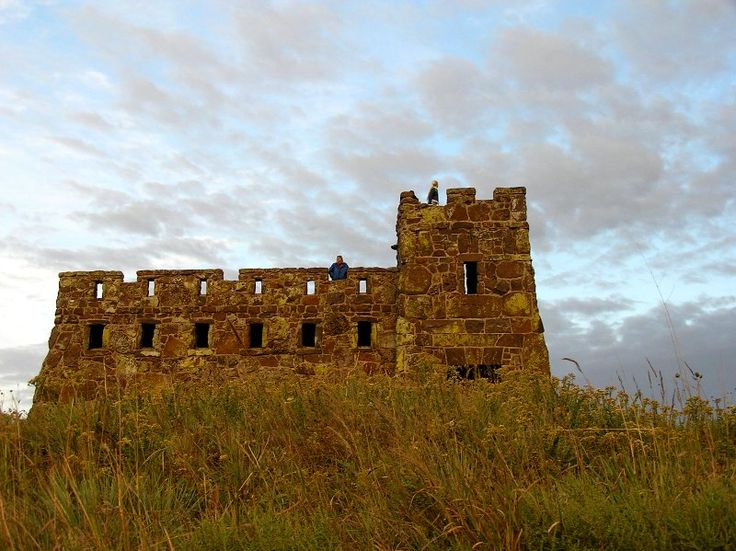 Coronado Heights is one of the 8 Wonders of Kansas Geography because...it is an inspiring historic landmark and natural platform of Dakota Formation sandstone from which to observe the Smoky Hills and Smoky Hill River valley below.