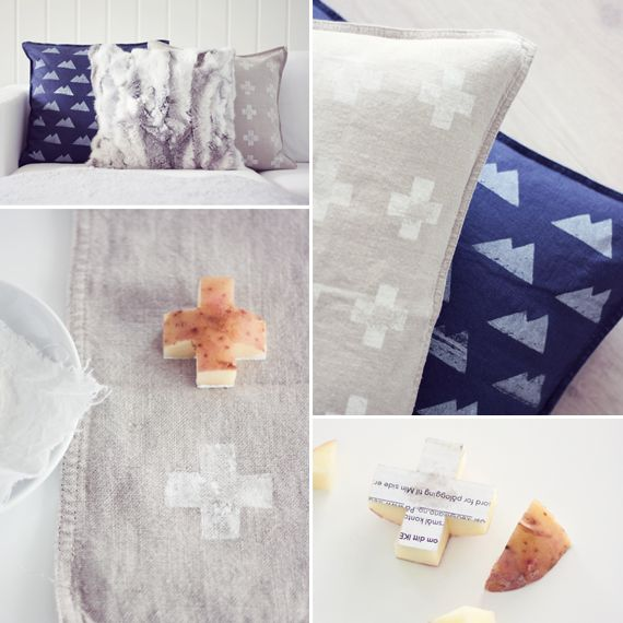 LILI HALO DECORATION: DIY PILLOW & Best 25+ Potato print ideas on Pinterest | Diy wrapping paper ... pillowsntoast.com