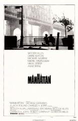 Manhattan, directed by Woody Allen