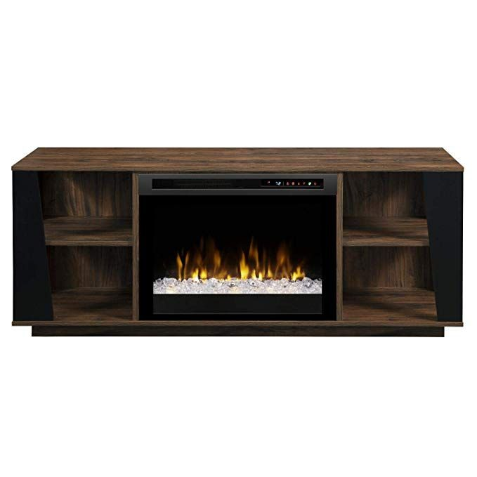 Dimplex Electric Fireplace Tv Stand Media Console And