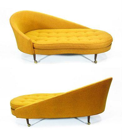 Adrian Pearsall Chaise Lounge Sofa   Sumally