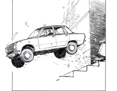 Audition test for ONI PRESS