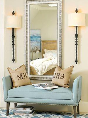 Trouvailles Pinterest: Place à la lumière! Source: interiorsdesign.blog.com