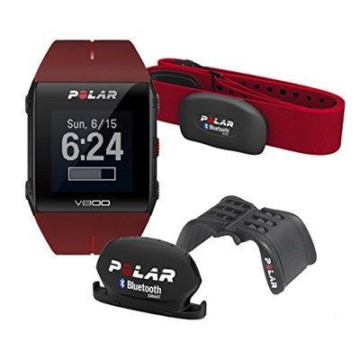 Chollo en Amazon España: Reloj GPS Polar V800 Javier Gomez Noya por solo 239,99€ (un 47% de descuento sobre el precio de venta recomendado y precio mínimo histórico)