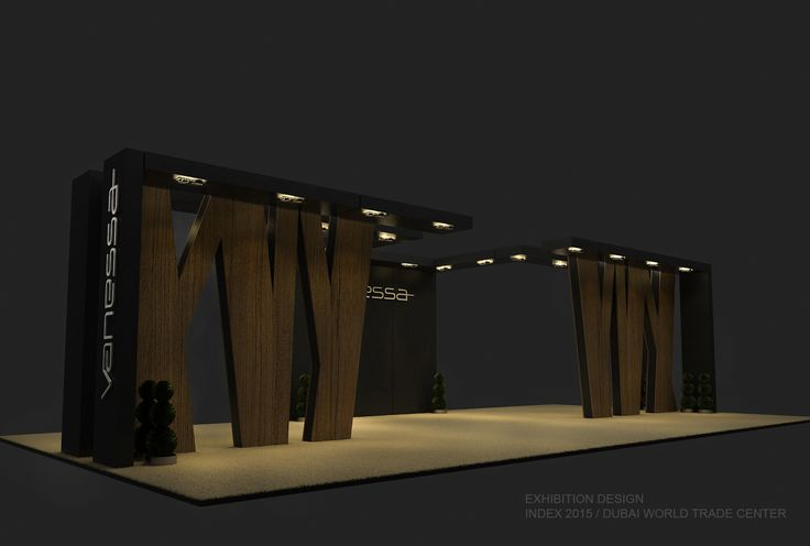 INDEX 2015 DUBAI EXHIBITION STAND DESING    /GGN
