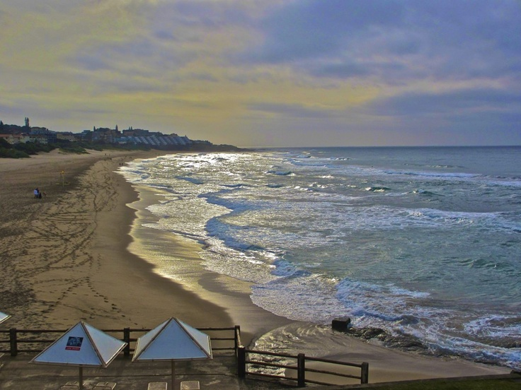 Margate beach, South Africa - want to live here some day...