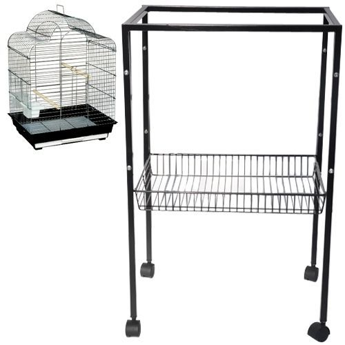 Cage Stands 116360: Es 7 Metal Stand For Es2016 Bird Cages 20X16x31 Toy Toys Parakeet Parrot Budgies BUY IT NOW ONLY: $42.0