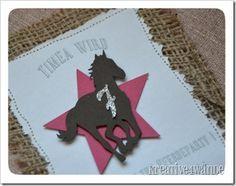 Pferdegeburtstag Einladung