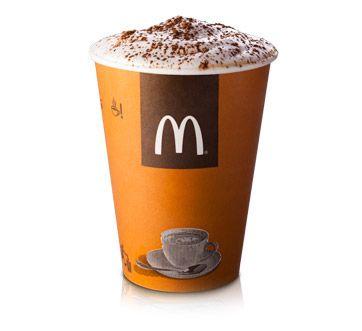 McDonald's - Brasil - Cappuccino
