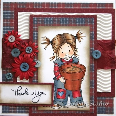 Just4FunCrafts and DoveArt Studios: A Little To grow On....