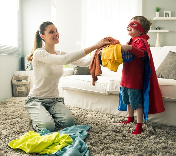 It's tough getting kids to help with household chores. Tough but necessary; lest…