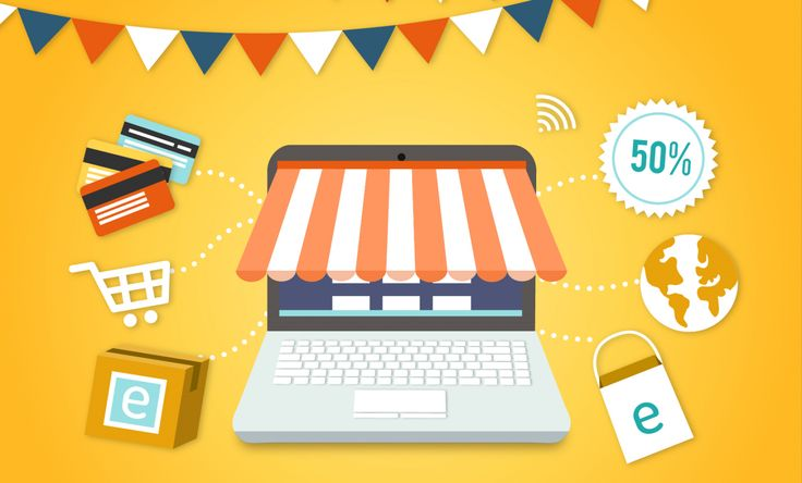 Create online store of your own and start to sell your product in a wide area. Trends of online shopping are increasing day by day it is the prefect time to introduce your eCommerce website. Your business website at an affordable cost.