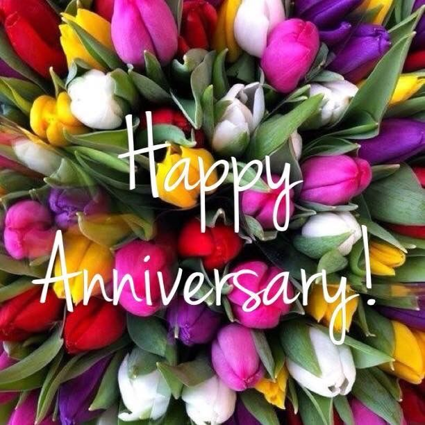Pin by Lydia Wesson on facebook Happy anniversary quotes