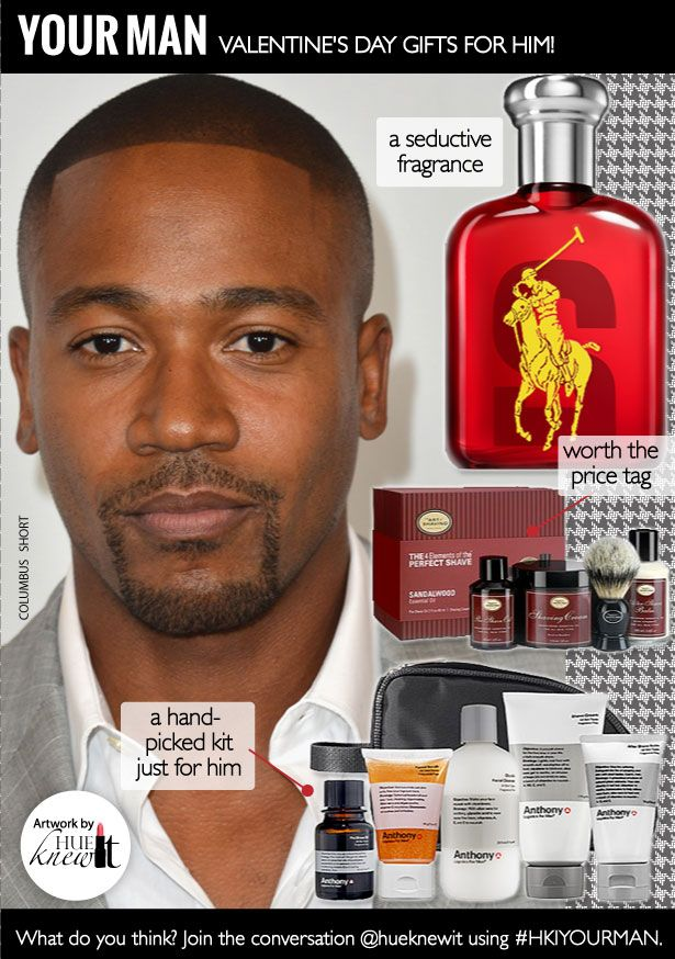 Wondering What To Get Your Man For Valentineu0027s Day? Check Out Our 3 Fab Gift