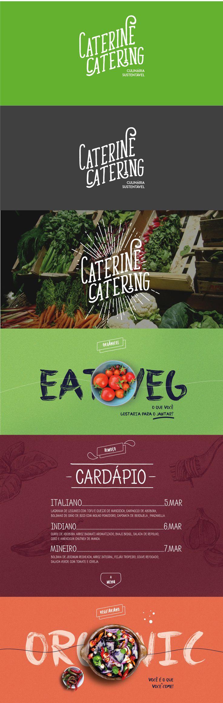 Catering é o serviço de promover serviços alimentares em lugares remotos ou de difícil alcance, assim como prestar serviços alimentares em eventos, Caterine Catering é uma empresa especializada em buffet de comida vegetariana de diversos paises, com veteg…