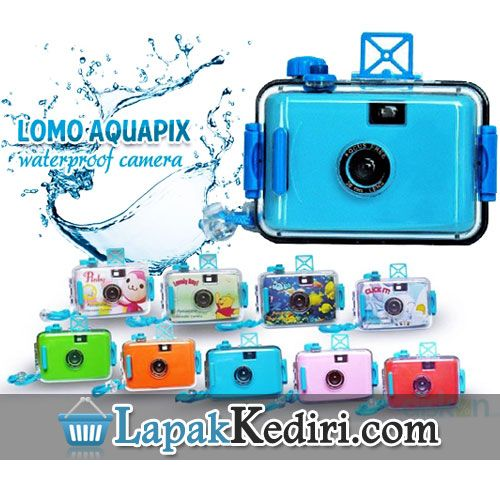 Kamera Lomo Aquapix | Kamera Underwater Barang Unik | Produk Unik | Kado Unik | Hadiah Unik | SMS 0896 7372 4335 | BBM 24e58173
