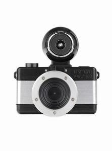 Fisheye Baby 110 Analoge Camera Metal