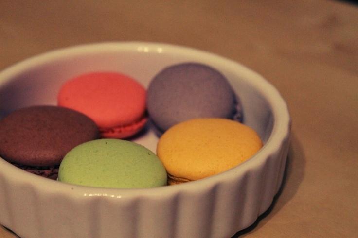 Macaron pool - effected