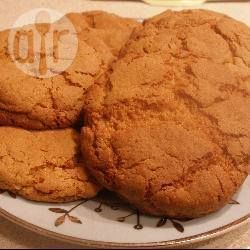 Ginger Biscuits @ allrecipes.co.uk Have made these very very yummy!  Although next time I make them I will do them smaller lol, they was huge!